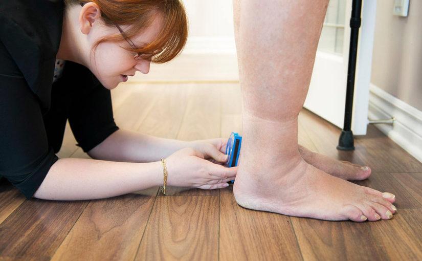 Traitements des pieds plats chez l'enfant